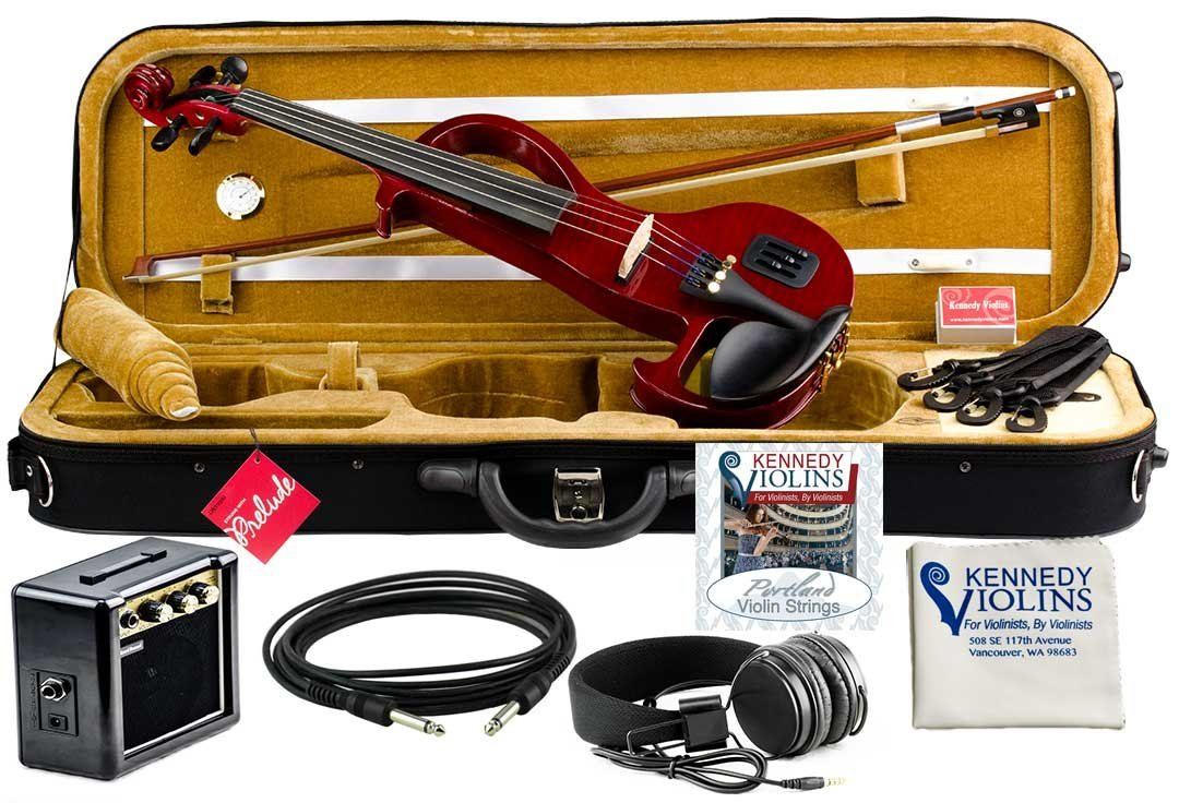 Top 9 Electric Violins In 2018 Reviews Amp Advice
